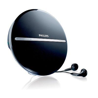 Philips EXP2546/12 Personal MP3-CD Player with Headphones *NEW*