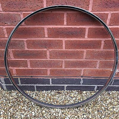 """New Old Stock Vintage Dunlop Hendrick Rim,32 Hole,27 X 1 1/4"""" In Ex Con,"""