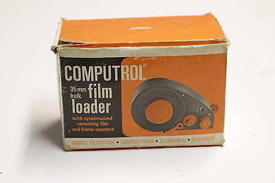 Computrol  Daylight Bulk 35mm Film Loader
