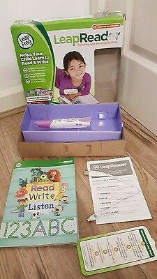 LeapFrog LeapReader Learn Reading and Writing System Educational ( Not working)