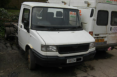 Ldv Convoy 2.4 2004 Breaking For Spares Front Headlight