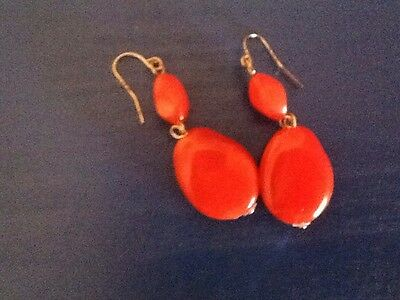 Buffy The Vampire Slayer Alyson Hannigain Worn Earrings Coa