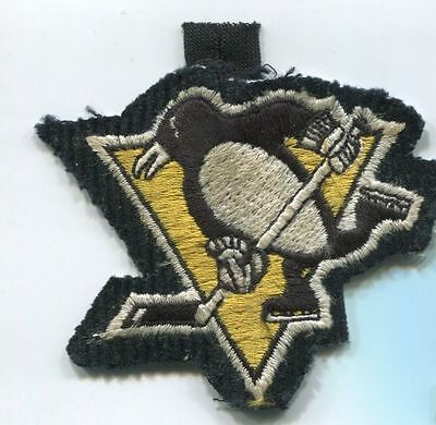 Vintage Small Pittsburgh Penguins Patch
