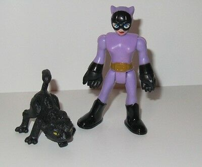 Fisher-Price Imaginext DC SUPER FRIENDS SERIES 1 CATWOMAN ~ Opened Blind bag