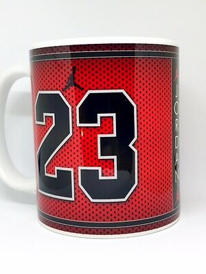 "Custom Made Michael Jordan ""23"" Coffee Mug"