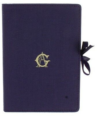 Annick Goutal (Mandragore) Purple Note Book