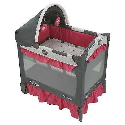 Graco® Travel Lite Crib Bassinet - Alma
