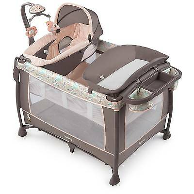 Ingenuity™ Soothe Me Softly Washable Playard - Piper™