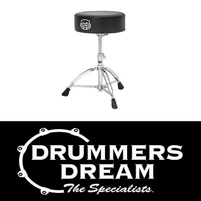 MAPEX T570A Pro Round Drum Stool / Throne *BRAND NEW* Double Braced