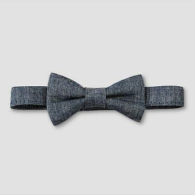 Toddler Boys' Chambray Bow Tie Cat & Jack™ - Blue