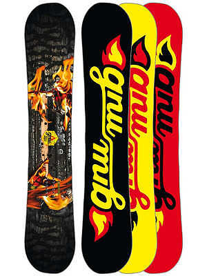 Gnu Riders Choice 166W Wide C2 Brand New 2017 Snowboard Magne-Traction