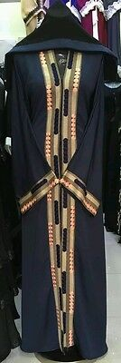 Women open  front abayas.New model.size available   .54.56.58 .japanese  neda.