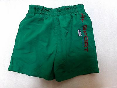 Boys BABY POLO RALPH LAUREN Prep Flag Swim Shorts Trunks Size 3-6 Months 3M 6M