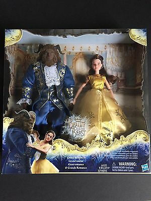 Beauty And The Beast Hasbro Belle And Beast Set