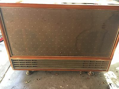 KRIESLER ANTIQUE STEREO RECORD PLAYER 1950's