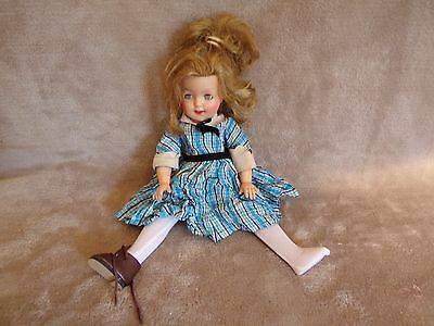 """Shirley Temple Ideal Doll ST-12 (12"""" Long)"""