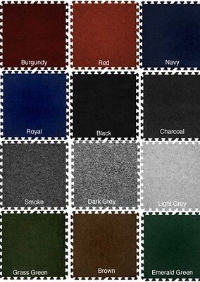 4x10-foot Flooring Panel Commercial Carpet Portable Lightweight Home Decorative