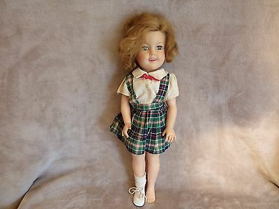 """Shirley Temple Ideal Doll ST-17-I (17"""" Long)"""