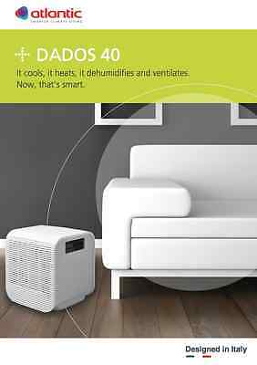 Brand NEW Powerful DADOS 40 Portable Air Conditioner AND Heater 4kw
