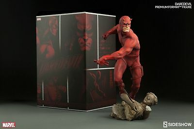 NEW!!  SIDESHOW Daredevil Premium Format! Worldwide shipping!