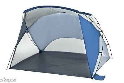 Oztrail Multi Shade 4 Portable Beach Dome Pop Up Sun Shelter Tent Camping