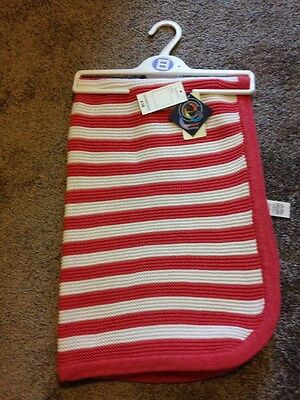M&S Knitted Baby Blanket BNWT