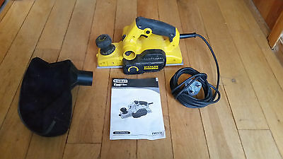 Stanley FatMax FME630 750W Corded Mains Power Tool Planer