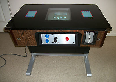 Space Invaders Retro Taito Arcade Machine Table Cabinet Coin Operated
