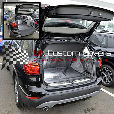 Bmw X1 Tailored Boot Liner Mat Dog Guard Year 2015 Onwards 256
