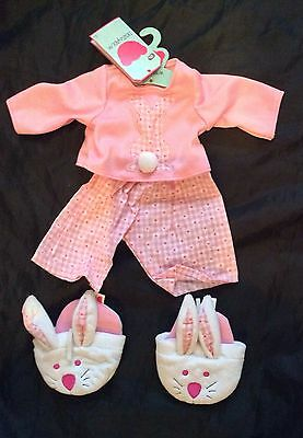 New Designabear Bunny  Outfit Brand New Sealed