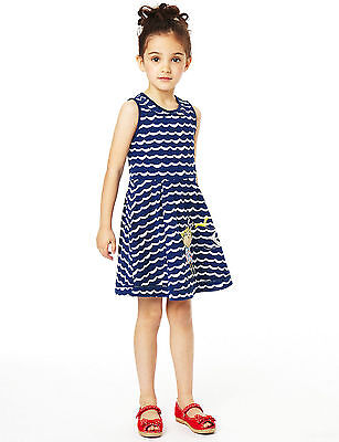 Girls New Charlie and Lola Prom Style Summer Dress 4-5 Years