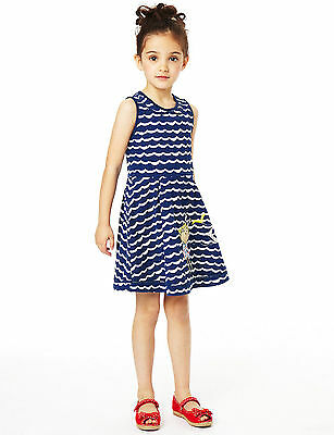 Girls New Charlie and Lola Prom Style Summer Dress 3-4 Years