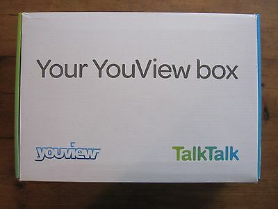 TalkTalk YouView DN360T Freeview Catch-up TV Box - Huawei