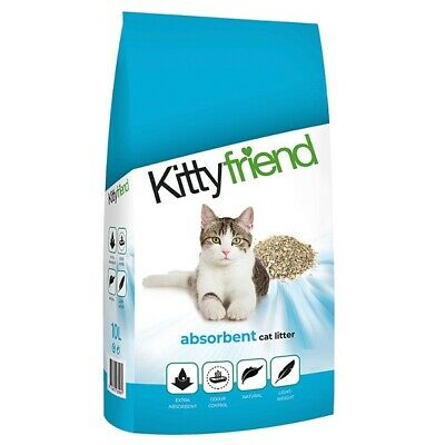 Sanicat Anti Bacterial Non Clumping Cat Kitten Hygienic Litter Odour Control 25L