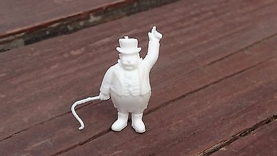 Vtg Mexican Disneykins Cereal Premiums Figure Dumbo´s Ringmaster Mexico