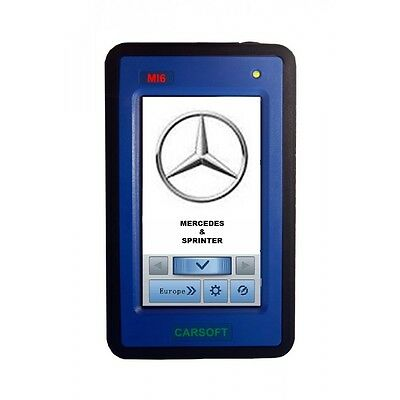 MERCEDES diagnostic & repair system covering all models from 1991 until 2015 !!
