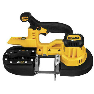 DeWalt 20V MAX 15 in. Cordless Lithium-Ion Band Saw DCS371B New (Bare Tool)