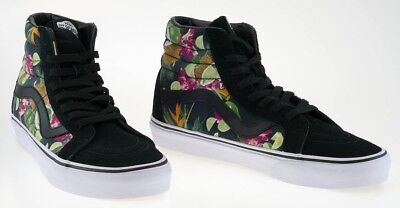443559 Vans sk8hi REISSUE freshness Black True White sample