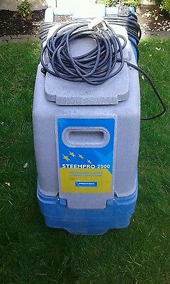 PROCHEM STEEMPRO 2000 Professional Carpet and Fabric Care and Heating System