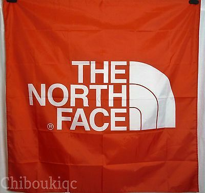 The North Face HUGE 4X4 banner poster store sign advertising