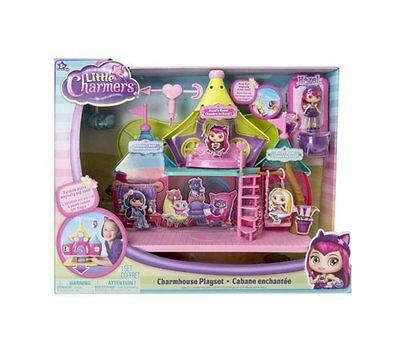 Little Charmers Playset Charmhouse Spin Master Giocattolo Bambina 28140