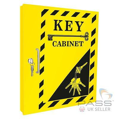 Electrical Mechanical Lockout Tagout Key Cabinet for 60 Keys
