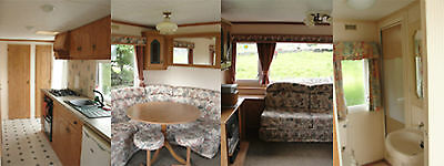 March Self Catering Holiday Caravan Accommodation Peak District Buxton