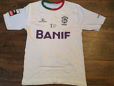2010 2011 Maritimo 100 Years Player Issue Football Shirt Adults XXL Camisa