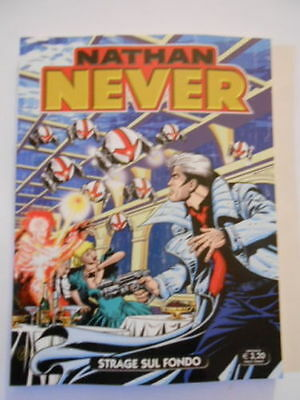 NATHAN NEVER n.281 - fumetto d'autore