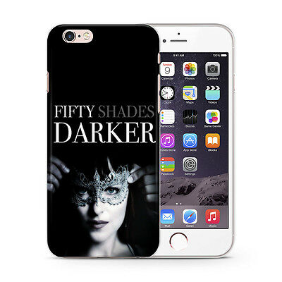 FIFTY SHADES DARKER 50 movie 2017 New hard phone case cover for all Iphone 5 6 7