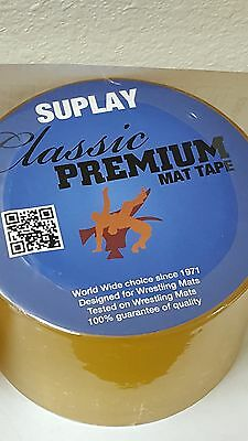 """6 Rolls of Classic Premium Suplay 4"""" Mat Tape  for ONLY  49.99  8mm"""