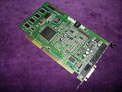 16 bit Creative Labs IBACT-V16FPNP Sound Blaster 16 (C16F) CT2940 ISA Sound Card