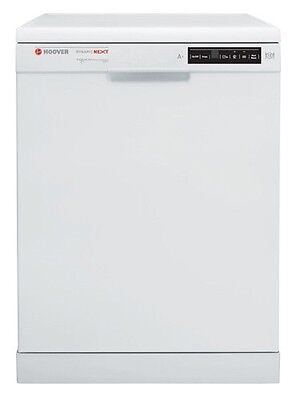 Hoover HDP1D39W-80 full Size Dishwasher - White