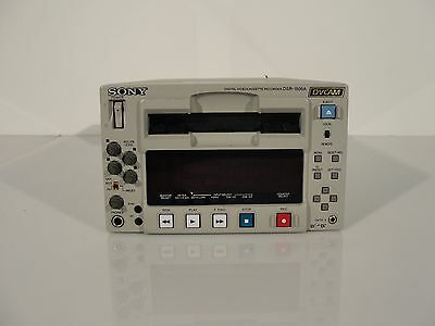 Sony DSR-1500A Digital Video Cassette Recorder